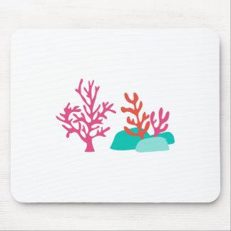 Sea Coral Mouse Pad