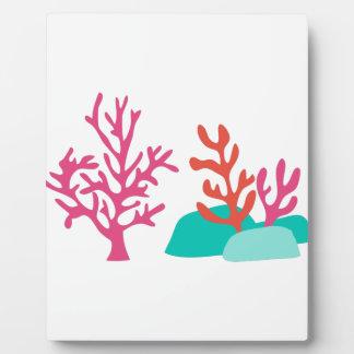 Sea Coral Plaque