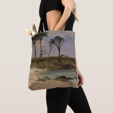 Beach Themed Sea Cove Tote Bag
