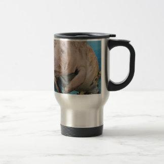 Sea Cow Swimming Coffee Mug