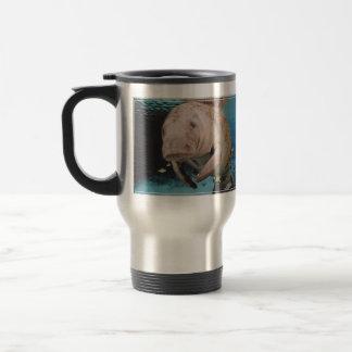 Sea Cow Swimming Mug