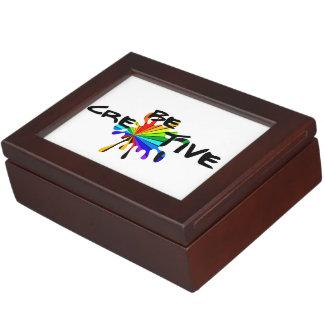 Sea creativo cajas de recuerdos