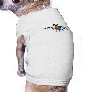 Sea creativo camisa de perro
