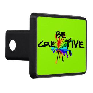 Sea creativo tapa de remolque