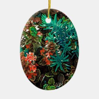 Sea Creature Ceramic Ornament