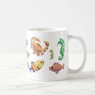 Sea Creatures Mug