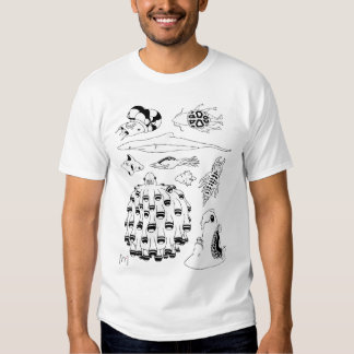 Sea Creatures T Shirt