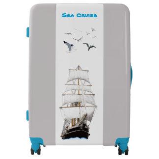 Sea Cruise Luggage