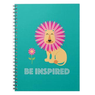 Sea cuaderno inspirado