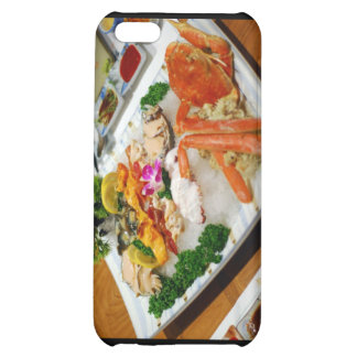 Sea Cucumber, King Crab Etc Sushi Gifts & Cards iPhone 5C Covers