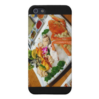 Sea Cucumber, King Crab Etc Sushi Gifts & Cards iPhone SE/5/5s Case