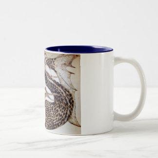 Sea Dancer Serious Coffee in Blue-Winter Sale! Mug