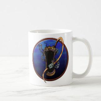 Sea Demon Classic White Coffee Mug