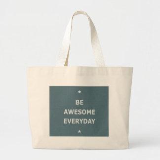 Sea diario impresionante bolsa de mano