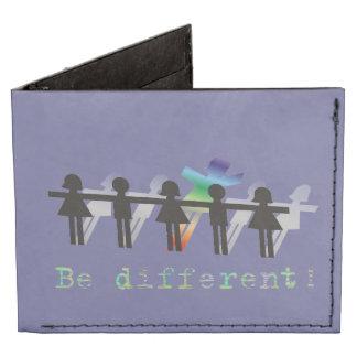 ¡Sea diferente! Billeteras Tyvek®
