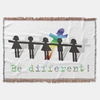 ¡Sea diferente! Manta