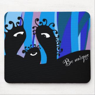 Sea diseño único del mousepad