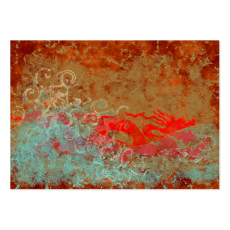 Sea-Dragon Large Business Cards (Pack Of 100)