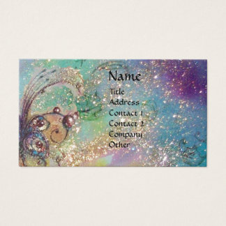 SEA DRAGON / MAGIC BUTTERFLY PLANT BUSINESS CARD