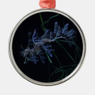 Sea Dragon Metal Ornament