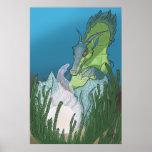 Sea Dragon: Seeking Guidance Posters