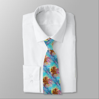 SEA DRAGON TIE