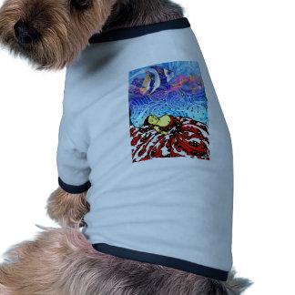 SEA DREAMING jpg Doggie T-shirt