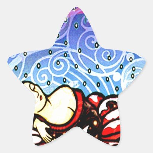 SEA DREAMING.jpg Star Sticker