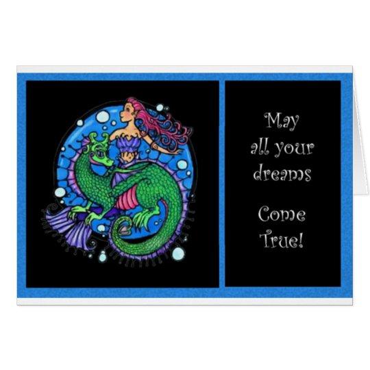 Sea Dreams Card