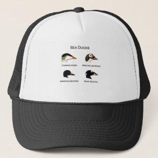 Sea Ducks Logo (titled) Trucker Hat