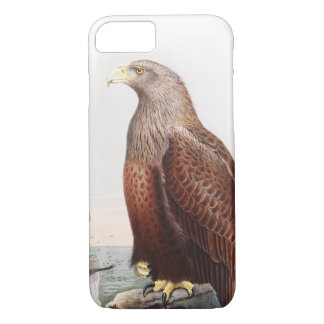 Sea Eagle John Gould Birds of Great Britain Nature iPhone 7 Case