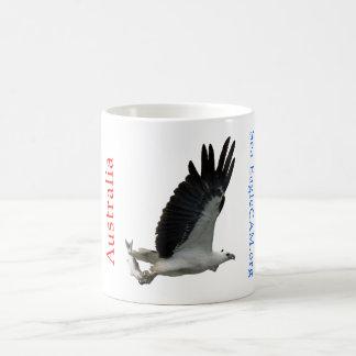 Sea-Eagle with Fish Mug