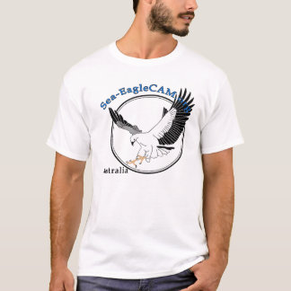 Sea-EagleCAM Logo T-Shirt