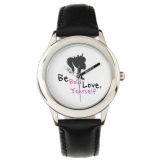 sea el amor intrépido usted mismo reloj