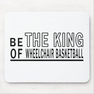 Sea el baloncesto de silla de ruedas de rey Of