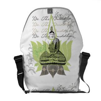Sea el Buda Bolsa De Mensajeria