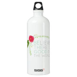 Sea el bueno botella de agua