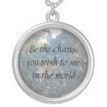 Sea el collar del cambio