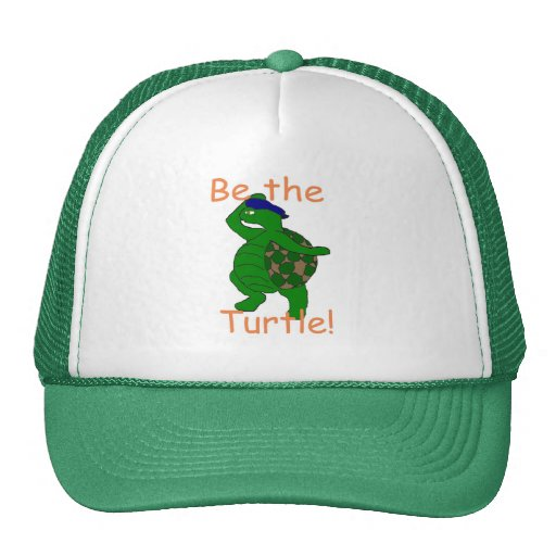 Sea el gorra de la tortuga