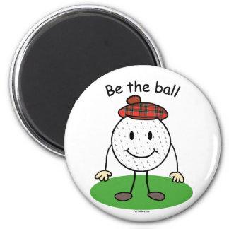 Sea el imán de la bola