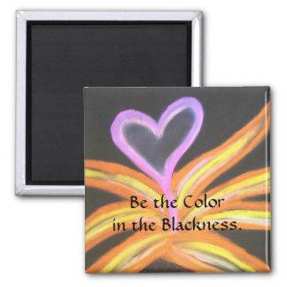 Sea el imán del color