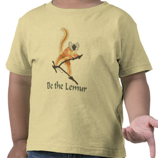 Sea el Lemur Camiseta