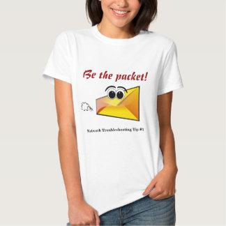 ¡Sea el paquete! Camisas