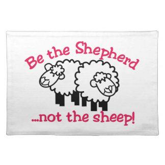 Sea el pastor mantel individual