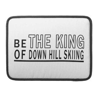 Sea el rey Of Down Hill Skiing