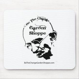 Sea el Shoppe del jardín del cambio Alfombrillas De Ratones