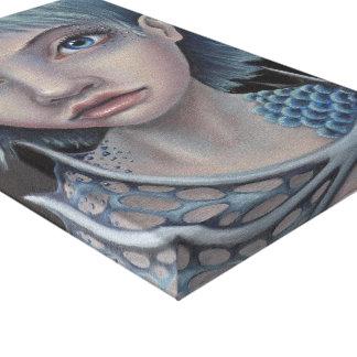 Sea Elf Gallery Wrapped Canvas