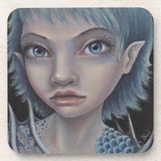 Sea Elf Drink Coaster