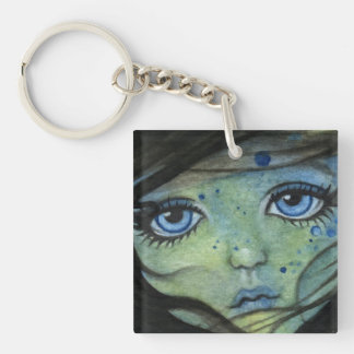 Sea Elf Keychain
