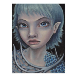 Sea Elf Postcard